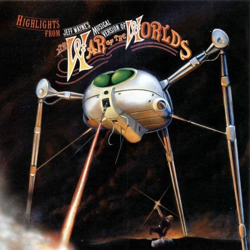 Jeff Wayne<br>Highlights From Jeff Wayne's Musical Version Of The War Of The Worlds<br>CD, RE, RM